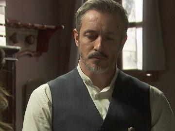 """Alfonso, a Emilia: """"Me estás ocultando muchas cosas"""""""