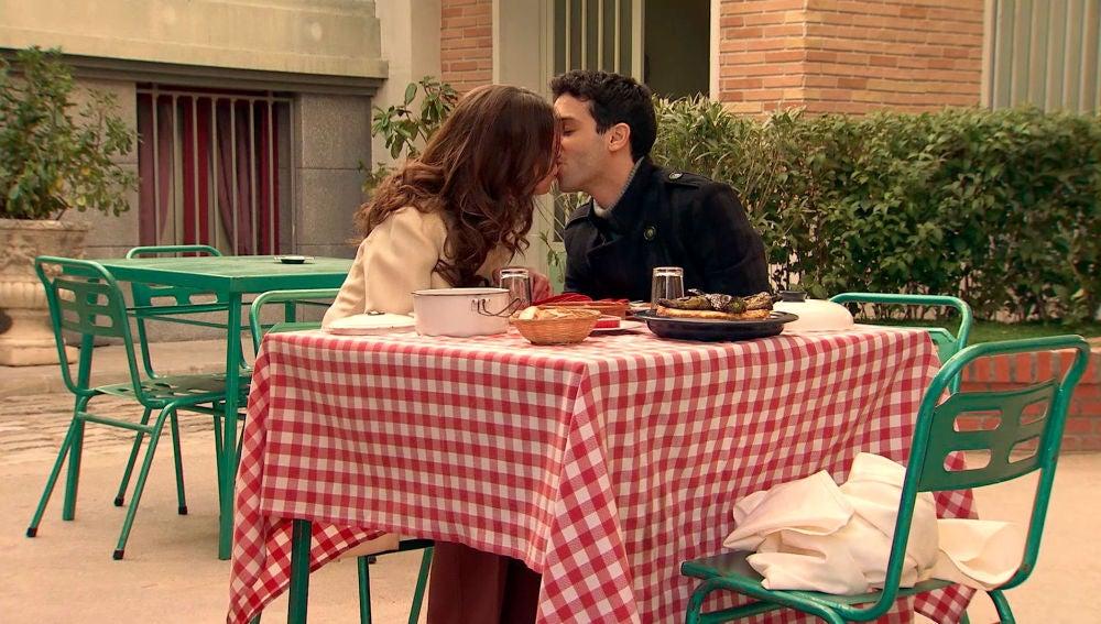 """María e Ignacio se reconcilian: """"No te voy a dejar en la vida"""""""