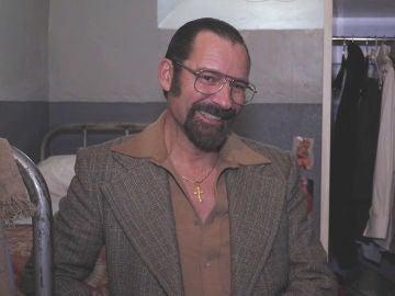 """Monti Castiñeiras: """"Mi personaje se pasó unos cuántos años dentro de prisión"""""""