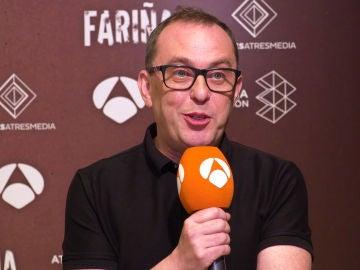 """Carlos Sedes, el director de 'Fariña'. """"Es la primera serie que hago donde manda tanto la actualidad"""""""