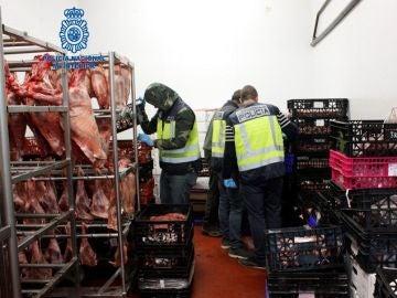 Empresa cárnica mallorquina investigada por Salud