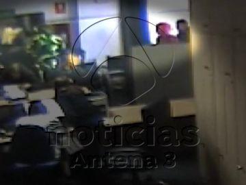 El vídeo que muestra la espectacular fuga del narco Samuel Crespo del hospital de la Línea de la Concepción