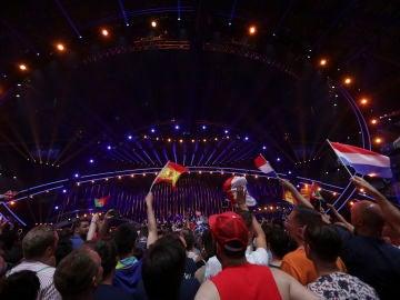 Imagen  de la segunda semifinal - 63° Festival de la canción de Eurovisión