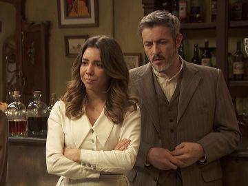 Emilia y Alfonso, reacios a recuperar sus vidas en 'Puente Viejo'