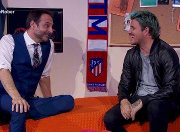 Dani Martín y Roberto Vilar en 'La noche de Rober'