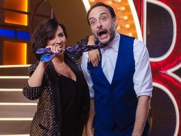 Amaia y Alfred estrenan 'La noche de Rober'