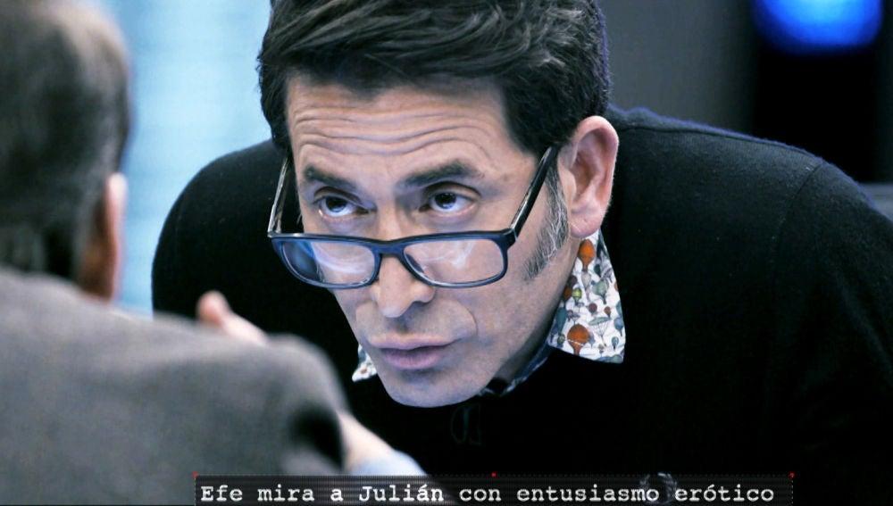 Romance Efe Julián