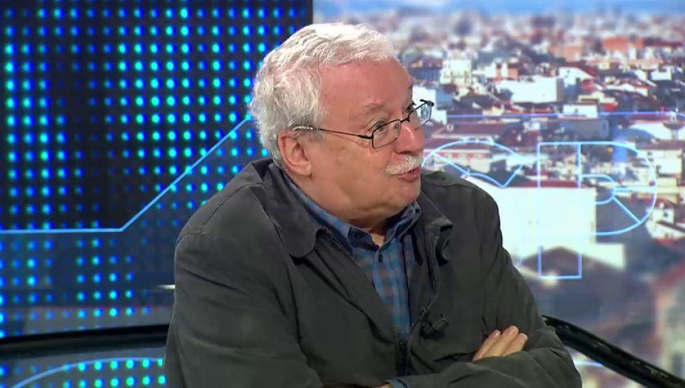 """Joaquín Leguina, sobre Quim Torra: """"Es un imbécil. Yo si fuera presidente del Gobierno no quitaría el 155"""""""