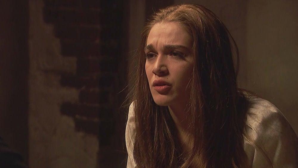 "Melitón advierte a una Julieta muy perturbada: ""Tenga templanza, Julieta, calma"""