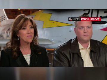Primera entrevista a la piloto que salvó el avión de SouthWest