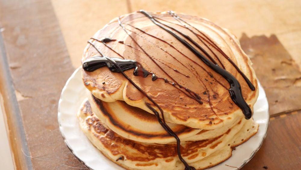 Tortitas de Nutella