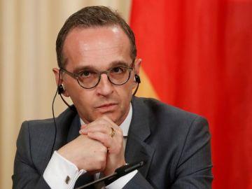 Heiko Maas, ministro alemán de Exteriores