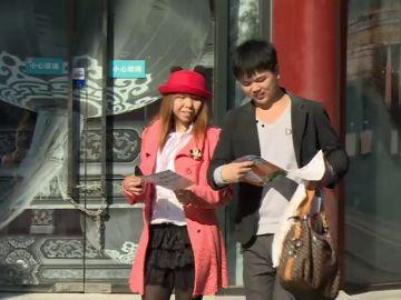 En China crece el negocio de espantar amantes
