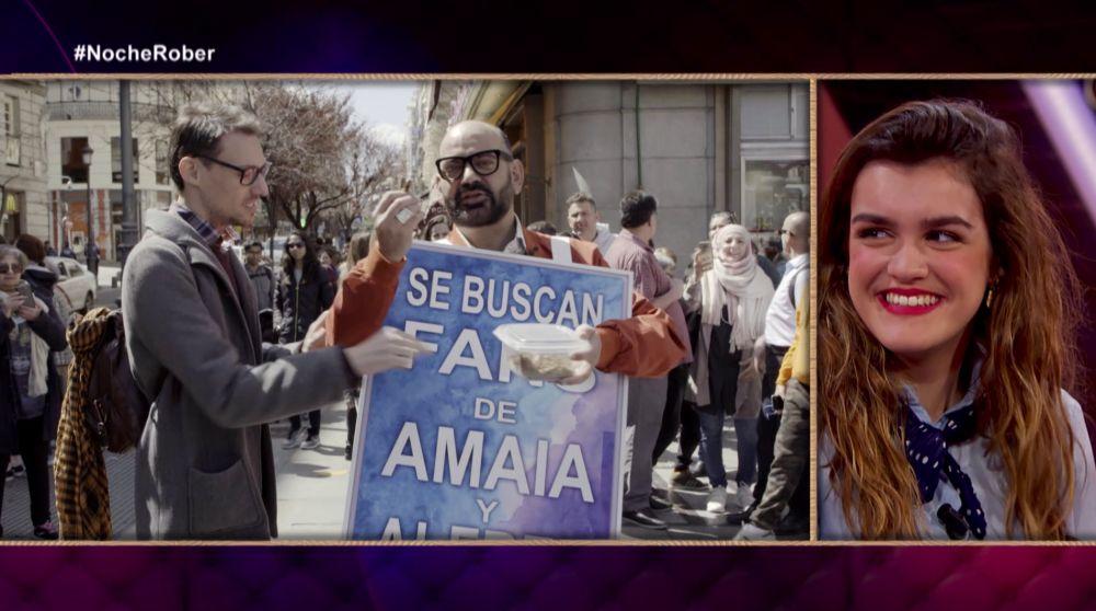 Jose Corbacho busca 'Almaiers' que sean capaces de todo por Amaia y Alfred
