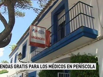 Viviendas gratis para los médicos en Peñíscola