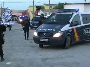 """Cae el """"clan de la Taílla"""", un grupo experto en tráfico de drogas"""