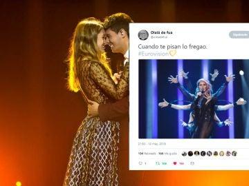 Memes Eurovisión