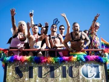 Día del Orgullo Gay en Maspalomas