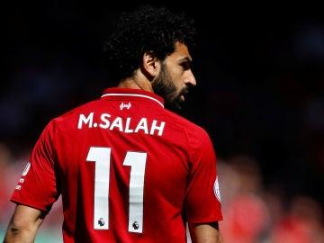 Salah se convierte en el máximo goleador de la Premier