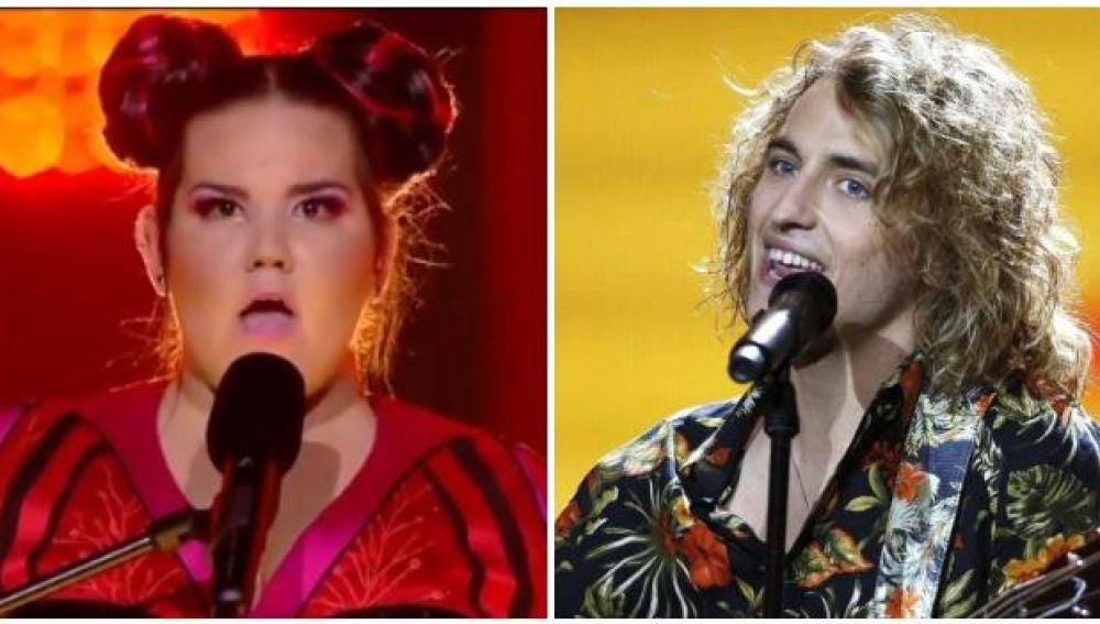 El mensaje de Manel Navarro a Netta Barzilai, Israel, tras ganar Eurovisión