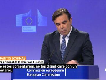 """Bruselas ignora los escritos de Torra que descalifican a los españoles: """"No los dignificaré con un comentario"""""""