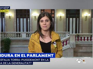 Marta Vilalta en Espejo Público