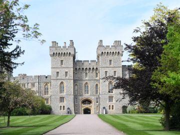 Vista general del Palacio de Windsor