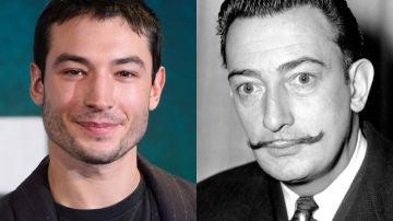 Ezra Miller será un joven Salvador Dalí