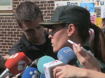 Un hombre se entrega tras permanecer cuatro horas atrincherado en los Juzgados de La Almunia