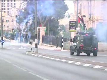 Decenas de muertos en las protestas en Gaza por el traslado de la Embajada de EEUU