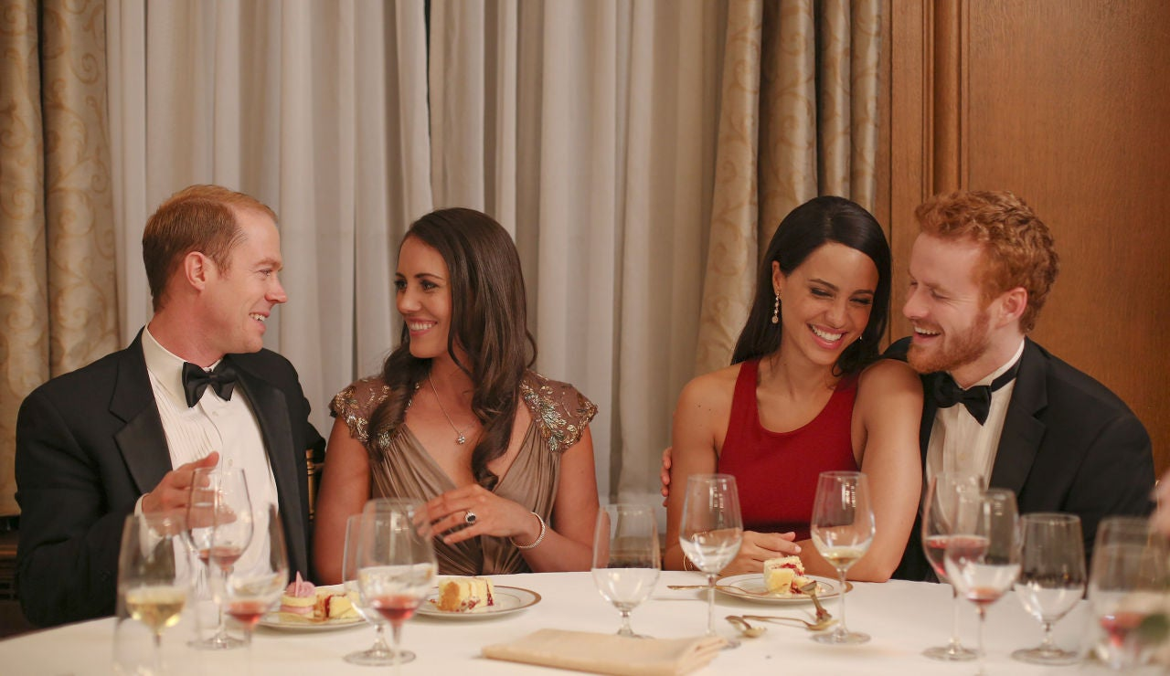 Antena 3 estrena el miércoles 'Harry y Meghan: Un romance real'