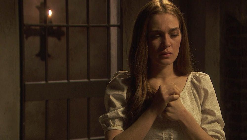 """Julieta no pierde la esperanza de ser feliz con Saúl: """"Aún estamos a tiempo de conseguirlo"""""""