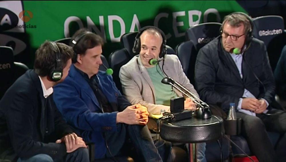 """Andrés Iniesta: """"China y Japón son dos escenarios posibles, decidiré todo la próxima semana"""""""