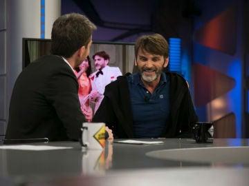 """""""No iba a irme 6 meses lejos de mis perras"""", Fernando Tejero confiesa que se quedó a las puertas de una serie"""
