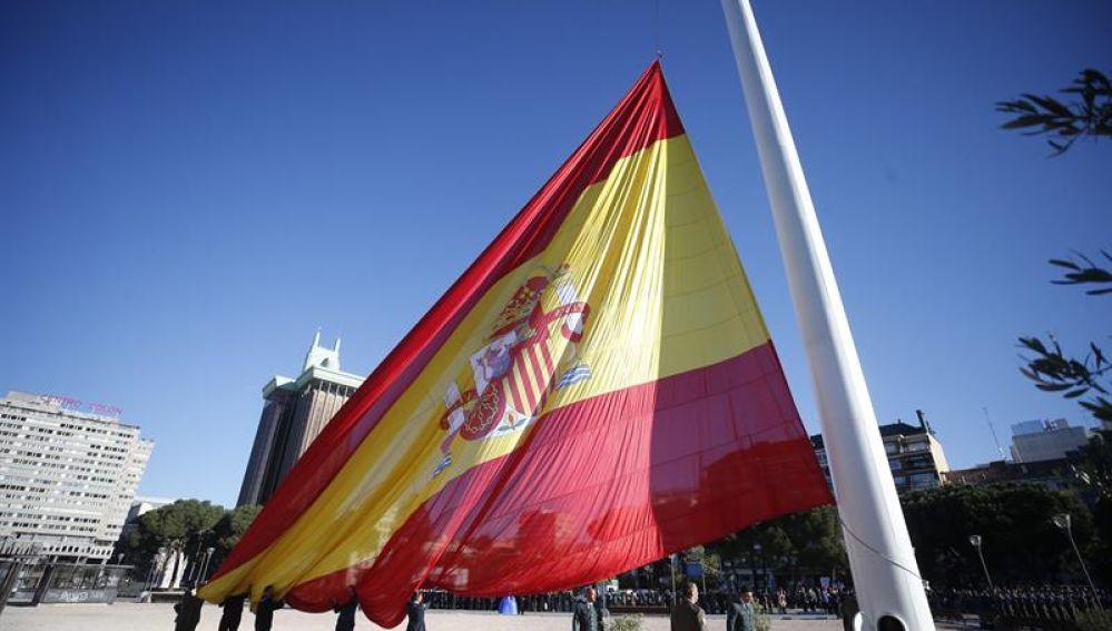 Bandera de Colón