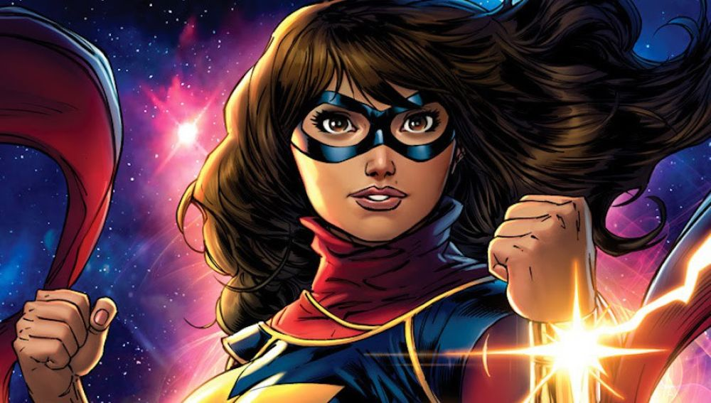 Ms. Marvel en los cómics