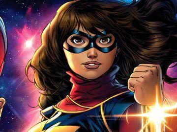 Ms. Marvel en los cómics