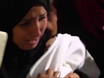 Matanza de palestinos en la frontera de Gaza