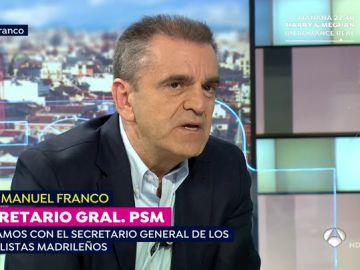 José Manuel Franco en Espejo Público