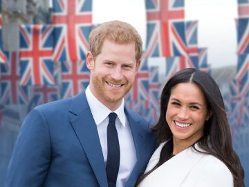 Boda real: Meghan Markle el príncipe Harry