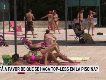 L'Ametlla del Vallès (Barcelona) realizará una consulta para decidir si permite hacer toples en las piscinas