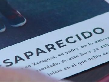Un padre de Zaragoza, en busca y captura por no devolver a su hijo de 8 años