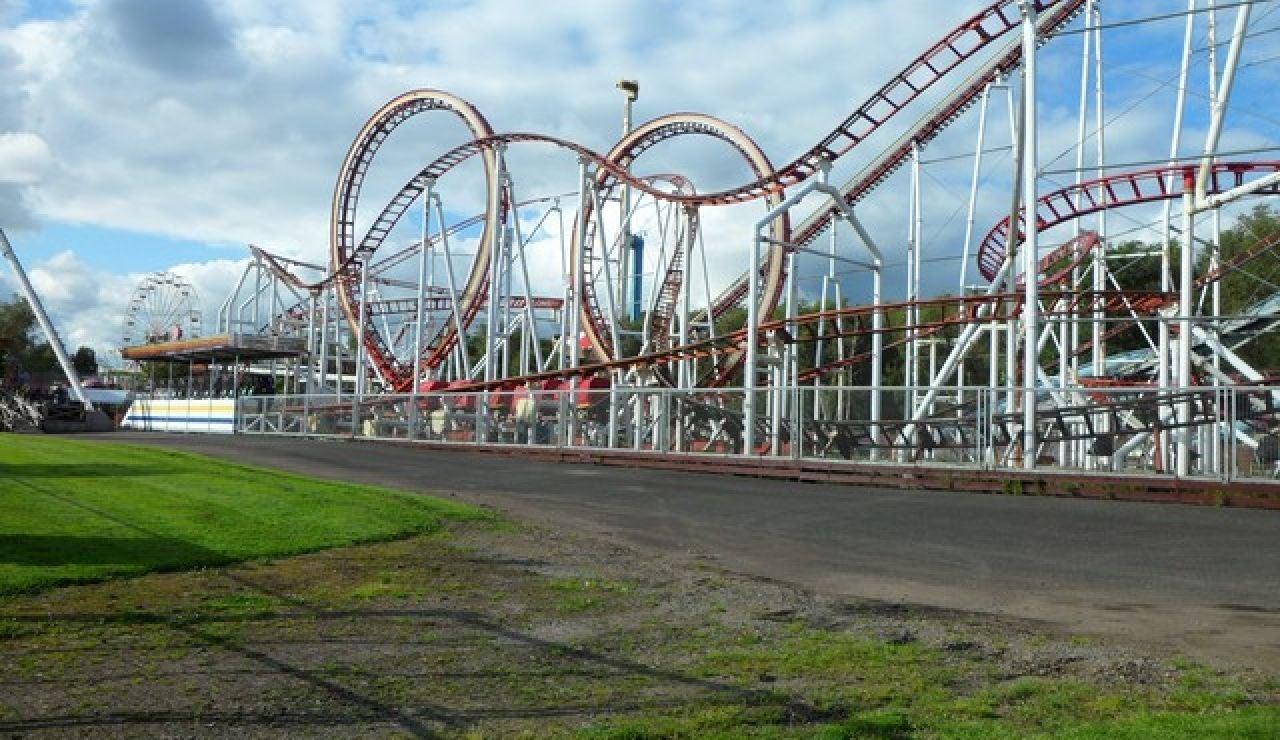 El parque temático m&d's
