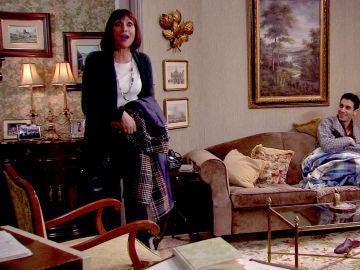 María Barranco se confunde en la secuencia más comprometida de María e Ignacio