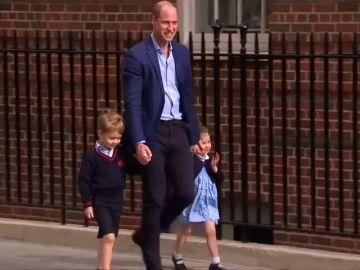 Harry y Meghan ya tienen paje y dama de honor: serán el príncipe Jorge y la princesa Carlota