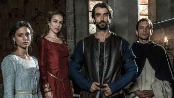 Antena 3 estrena 'La Catedral del Mar' el próximo miércoles 23 de mayo