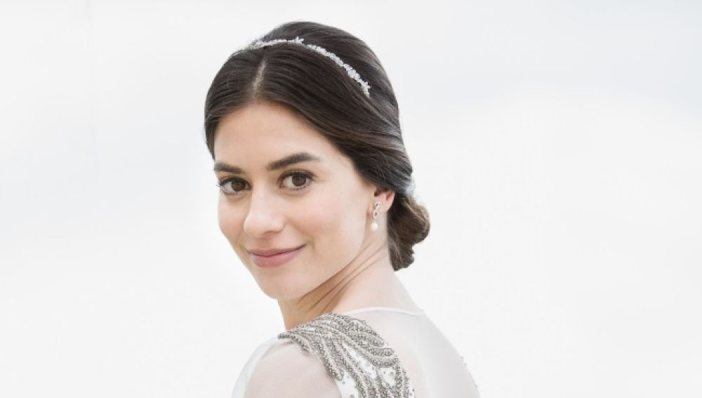 Alejandra Meco es Elsa