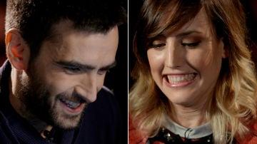 Así reaccionaron Aitor Luna y Natalia de Molina ante el primer capítulo