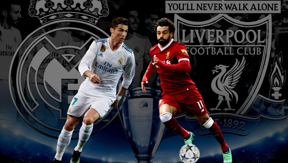 Real Madrid - Liverpool, Final Champions League 2018