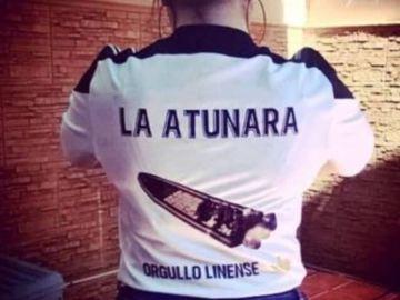 Camiseta a favor de los narcos